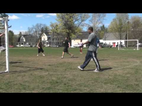New England Culinary Institute Student Life - Soccer on the Quad