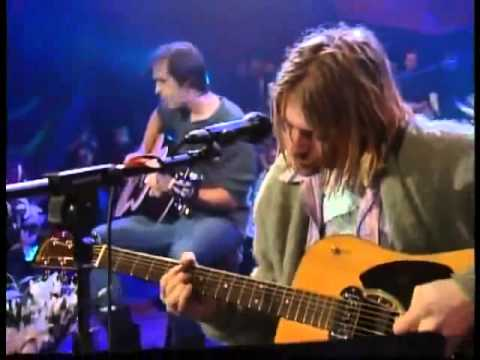you tube nirvana unplugged: