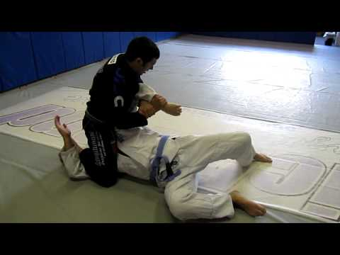 Richmond BJJ Academy - September 2013 Technique of the Month - Submissions from North-South Image 1