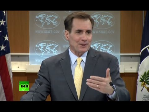 US presence comforting, Beijing's perceptions irrelevant – State Dept. on S. China Sea tensions