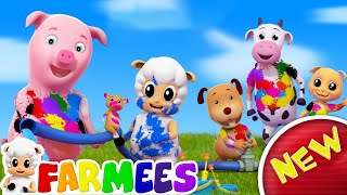 Colors Song | Learn Colors | Nursery Rhymes | Baby Songs | Kids Rhymes by Farmees