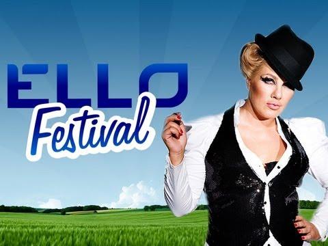 Ева Польна - Выступление на ELLO Fest