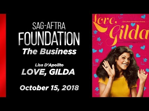 The Business: Q&A With Lisa D'Apolito Of LOVE, GILDA