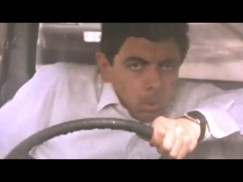 Mr Bean - Drives to the Dentist