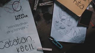 Download Catatan Kecil - Adera (Lyric Video) 3Gp Mp4