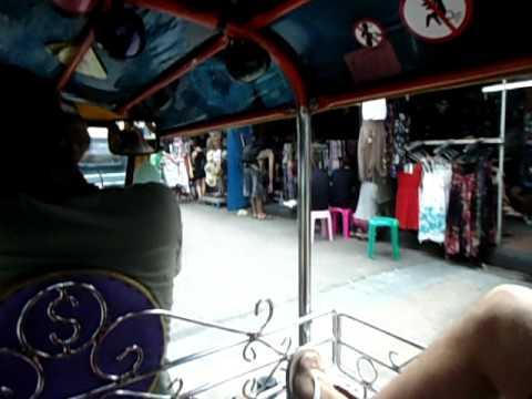 Bangkok TukTuk ride