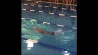 Ate jav swimming