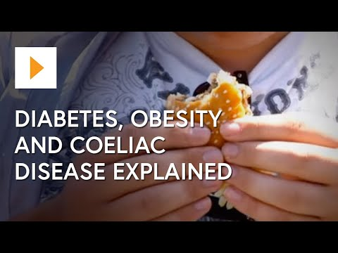 Diabetes, Obesity and Coeliac Disease - Diet Related Disorders