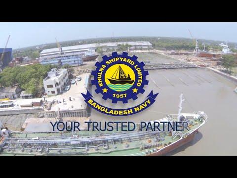 Khulna Shipyard Limited PR Movie 2014