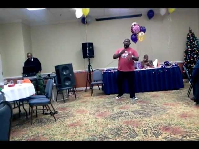Reginald Thompson (Big Snacks) Comedy