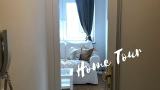 Tiny Home Apartment Tour / 1-Zimmer #Minimalismus