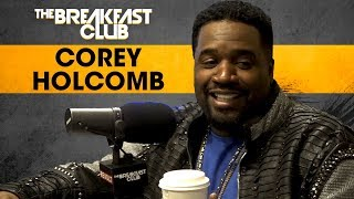 Corey Holcomb Addresses Comedy Beefs, Monogamy + More