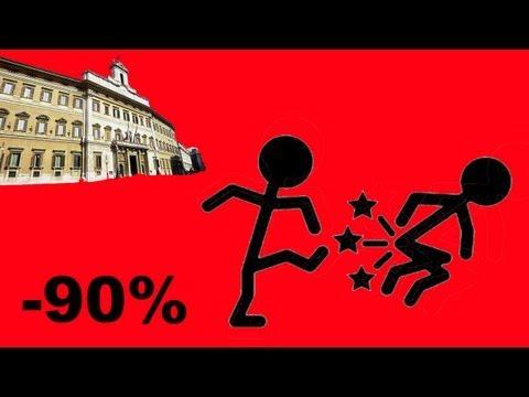 Barbareschi prende a calci Le Iene : video gossip