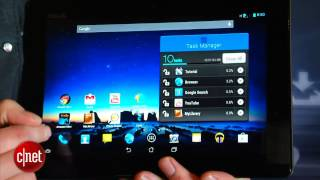 Asus PadFone Infinity turns phone to tablet