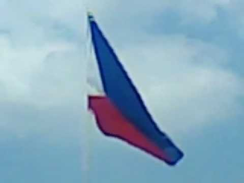 The National Flag of the Republic of the Philippines III - December 30, 2012