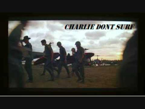 The Clash - Charlie Don't Surf