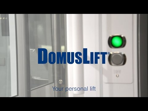 XS, the slimmest DomusLift ever