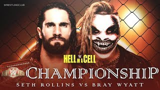 WWE Hell In A Cell 2019 Confirmed Match Card Predictions After Clash Of Champions 2019