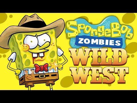 Call of Duty Zombies ★ SPONGEBOB: WILD WEST