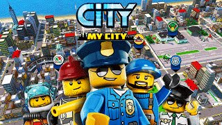 Игра Лего Мой город | Lego My City