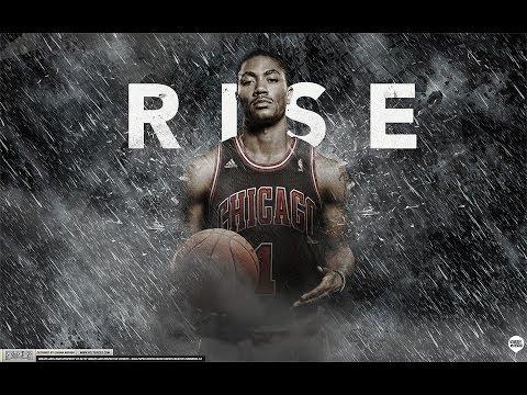 I Will Rise - Derrick Rose Mix [HD]