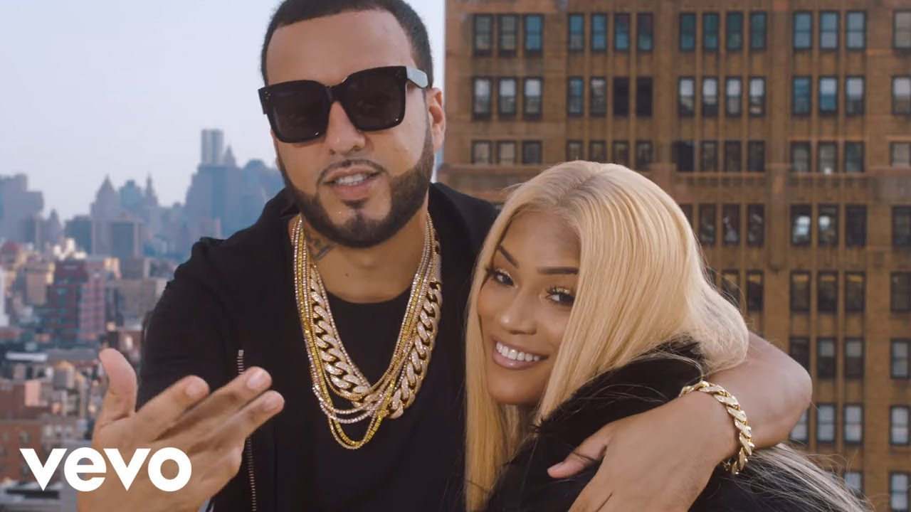 Stefflon Don, French Montana - Hurtin' Me (Official Video)