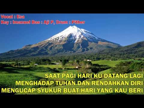 Download Lagu LAGU SEKOLAH MINGGU SAAT PAGI HARI KUDATANG LAGI MP3 Free