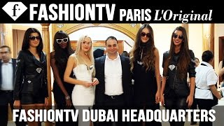 fashiontv Dubai Headquarters Launch Party ft Michel Adam