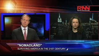 "Old Folks' ""Nomadland"" - Surviving America in the 21st Century by Jewess Jessica Bruder"