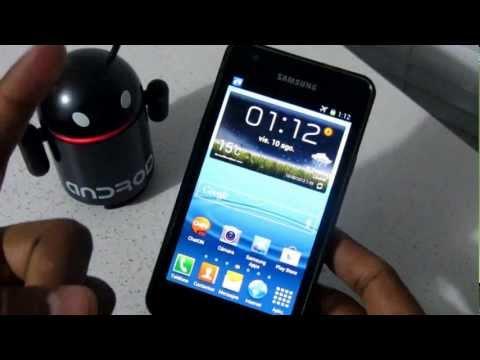 Custom Rom Salman V4.2 para Galaxy SII (Español Mx)