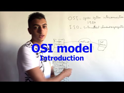 03# CCNA :: OSI (Open Systems Interconnection) reference model