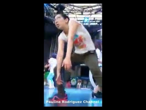 [Extremely FUNNY] Vietnam GIRL Dancing | CRAZY Trance DANCER | Most Funny Video EVER