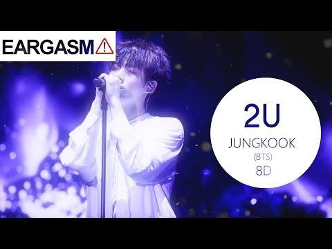 ⚠️BTS (방탄소년단) JUNGKOOK - 2U [8D USE HEADPHONE] 🎧