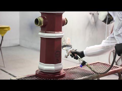 Fire Hydrant Restoration