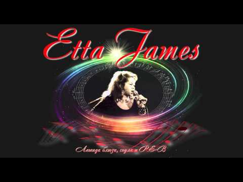 Etta James-i'd Rather Go Blind МИНУС оригинал video