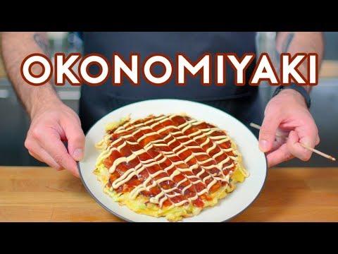 Binging with Babish: Okonomiyaki from Sweetness & Lightning