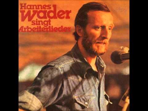 Hannes Wader - El Pueblo Unido