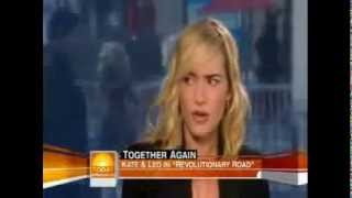 HOT Kate Winslet & CUTE Leonardo Dicaprio - INTEVIEW at The Today Show