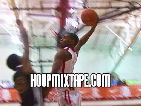 Andrew Wiggins destroying competition throughout various AAU and High School games!