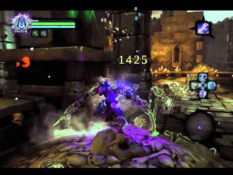 Lets play darksiders 2 #045 - labyrinth des seelenlenkers: level 7 hd/german