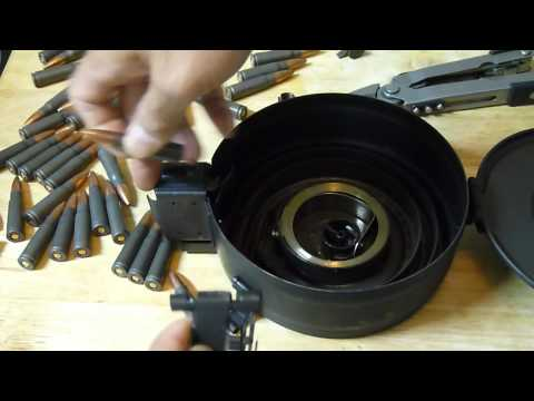 AK47 DRUM DISASSEMBLY and FIX