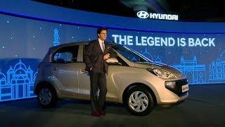 Hyundai Santro 2018 launch: Prices start at Rs 3.9 lakh