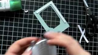 Making a Shaker Card