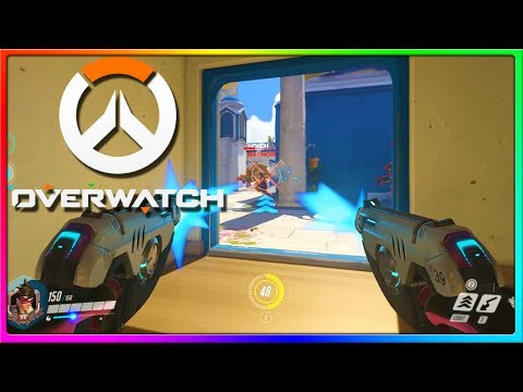 TRACER COMEBACK | Overwatch Tracer Gameplay