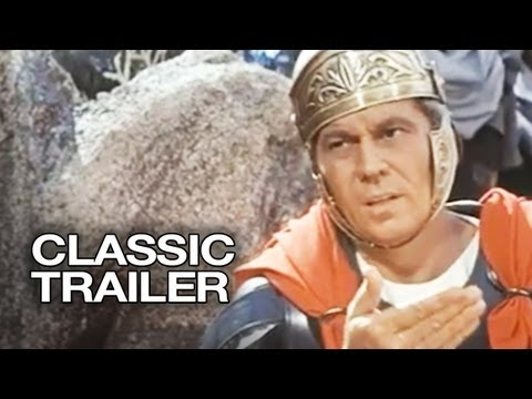 King of Kings Official Trailer #1 - Viveca Lindfors Movie (1961) HD