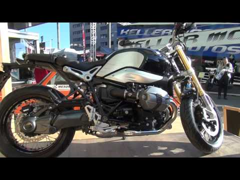 New BMW  R nineT - naked bike - Pure Riding - Neuheiten 2014 - motorcycle/motorcyclesummer