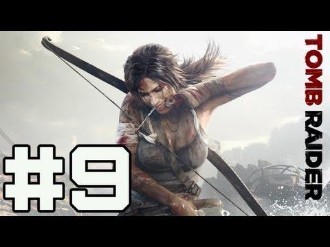 Играем в Tomb Raider - Серия 9 (Знакомые лица)