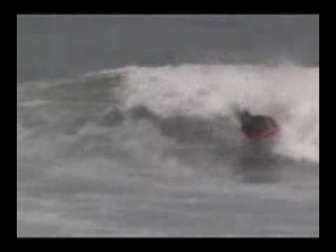 Bodyboarding Colima and Michoacan