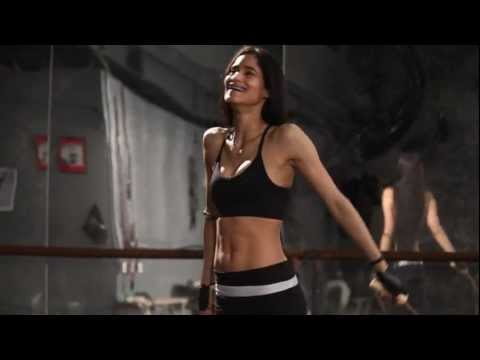 Make Yourself Athlete: Sofia Boutella