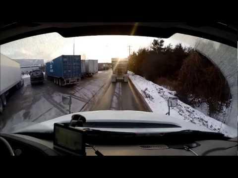 BRT Trucking V-log Day 40 Thursday 2/27